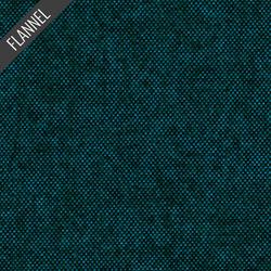Tweed Flannel in Ocean