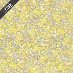 Wildflower Garden in Yellow
