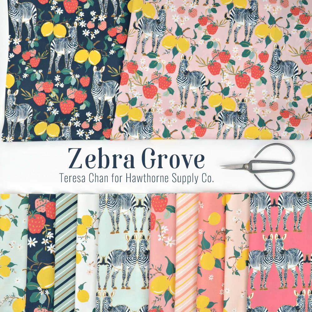 Zebra Grove Poster Image