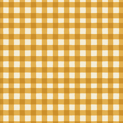 Small Plaid of my Dreams in Toasty