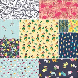 Aloha Fat Quarter Bundle