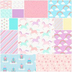Chasing Rainbows Fat Quarter Bundle