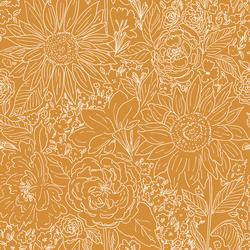 Paperie in Dark Sunflower