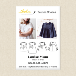 Louise Blouse and Dress - Women