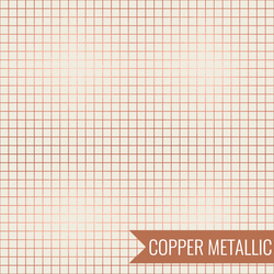 Grid in Metallic Copper