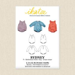 Sydney Romper - Baby