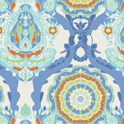 Grand Opulence in Bleu
