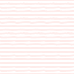 Painted Stripes in Soft Blush
