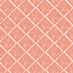 Ikat in Grapefruit
