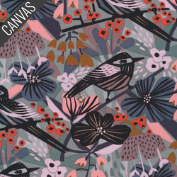 Birds and Blossoms in Spring