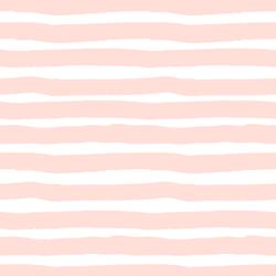 Large Painted Stripe in Pink Lemonade