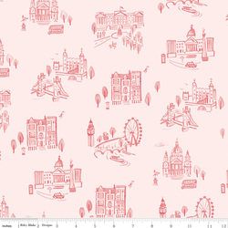 London in Blush