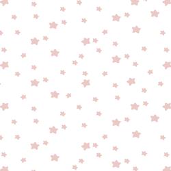 Star Light in Blush on White