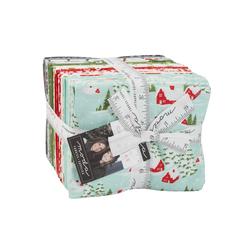 Merry Little Christmas Fat Quarter Bundle