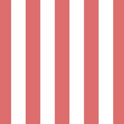 Play Stripe in Poppy