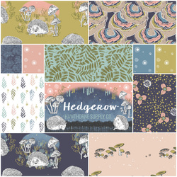 Hedgerow Fat Quarter Bundle