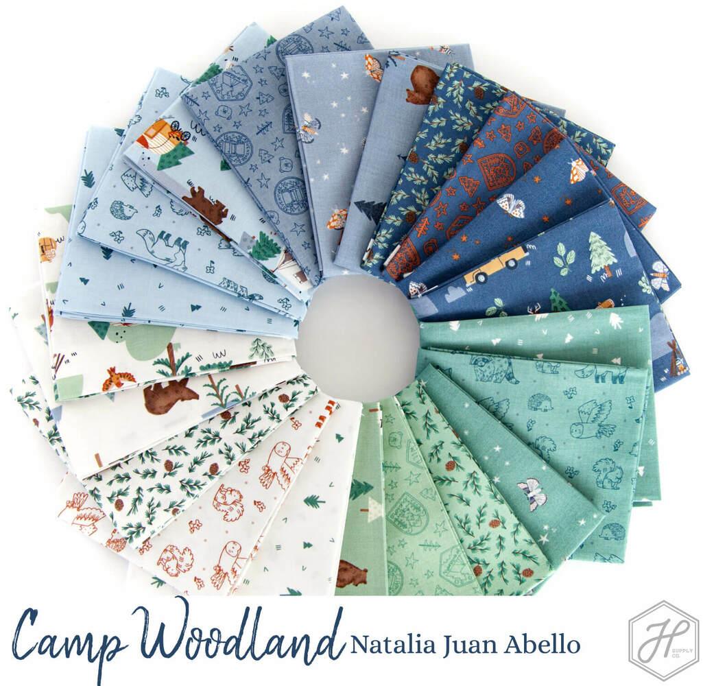 Camp Woodland Poster Image