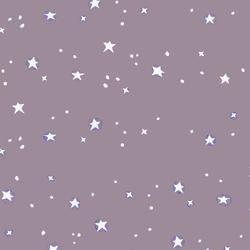 Stars in Purple Dusk