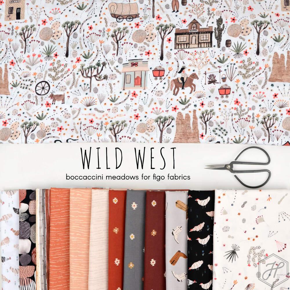 Wild West Poster Image