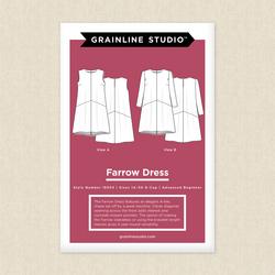 Farrow Dress 14-30