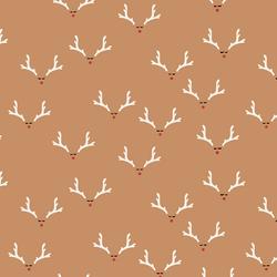Antlers in Warm Sugar