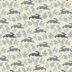 Hares in Grey