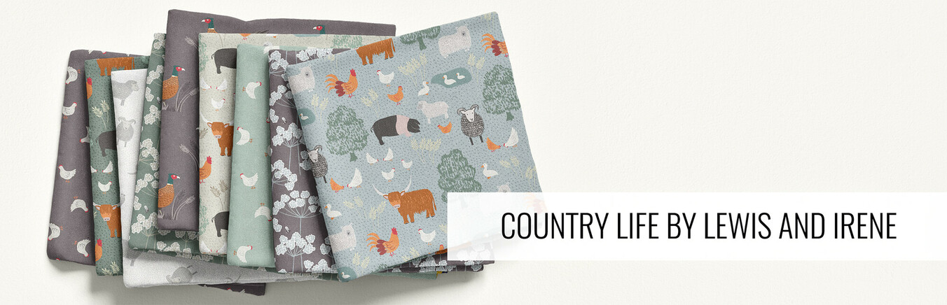 Country Life by Lewis and Irene