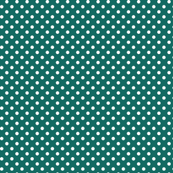 Tiny Dot in Emerald