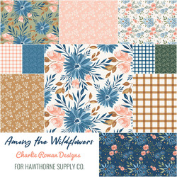 Among the Wildflowers Fat Quarter Bundle