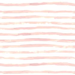 Maple Stripe in First Blush