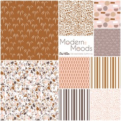 Modern Moods Fat Quarter Bundle