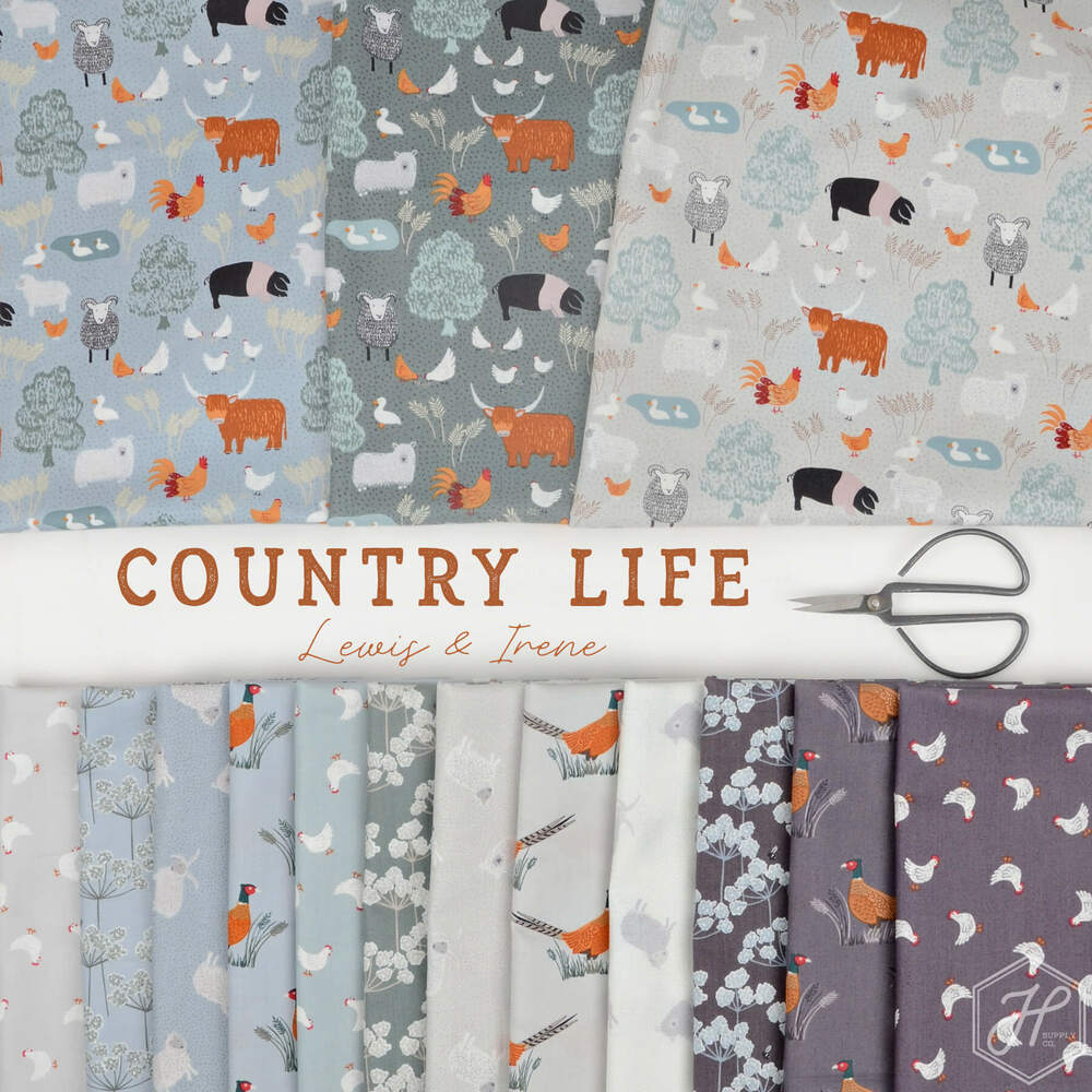 Country Life Poster Image