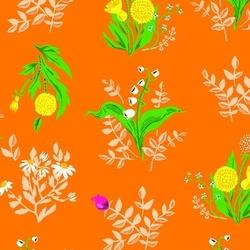 Bouquet in Orange
