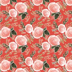 Rhapsody Blooms in Grenadine Red