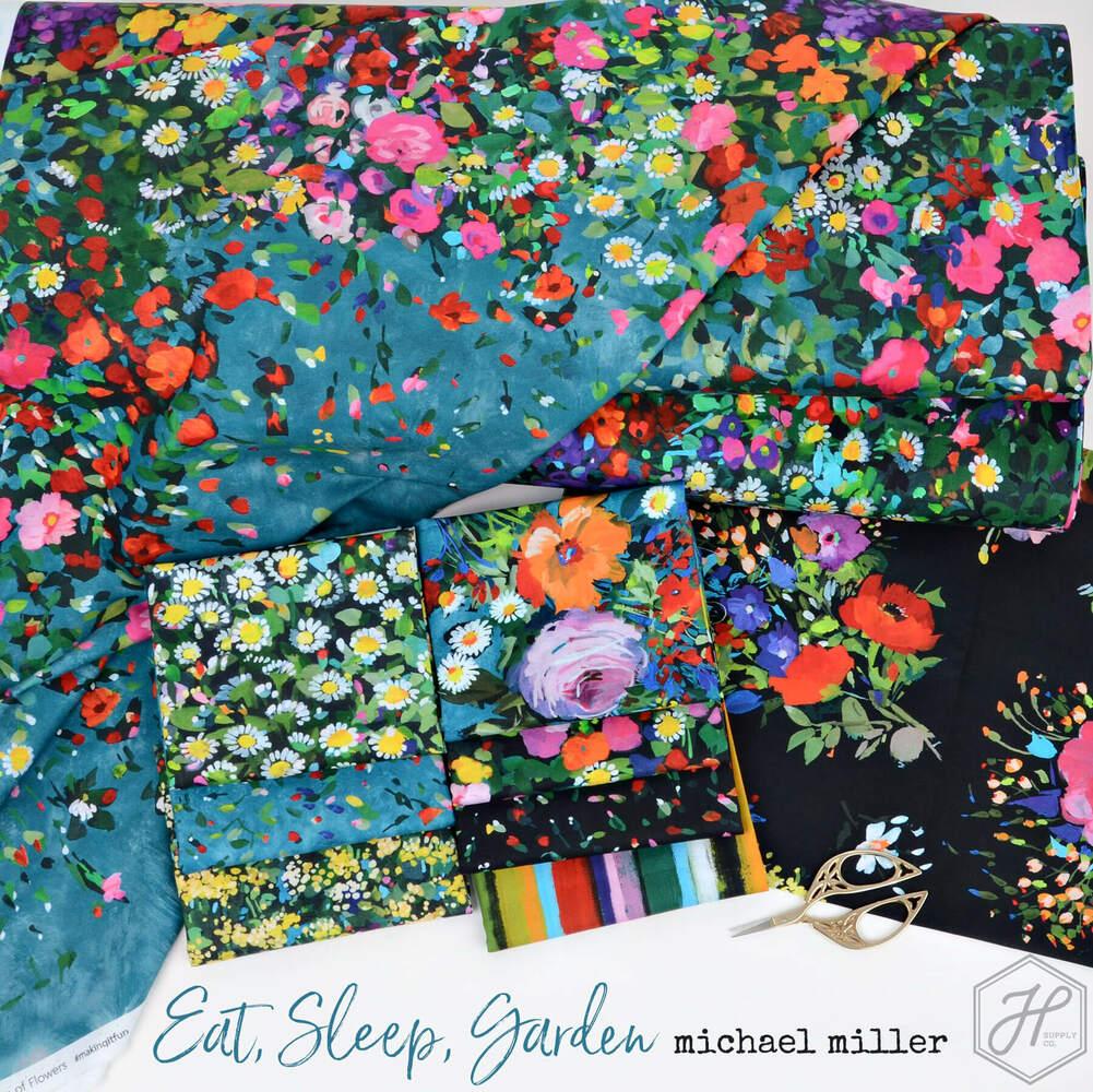 Eat Sleep Garden Poster Image