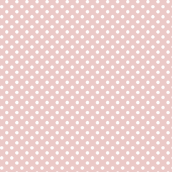 Tiny Dot in Blush