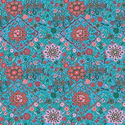 Inner Vision in Turquoise