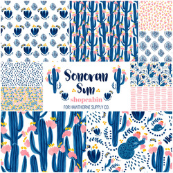 Sonoran Sun Fat Quarter Bundle