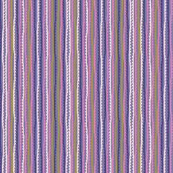 Untangled Strings in Purple