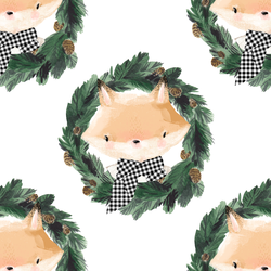 Fox in Holiday