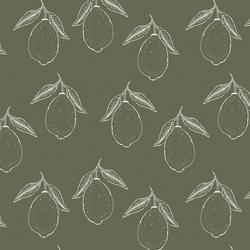 Lemon Verbena in Lichen
