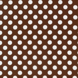 Medium Spots in Brown