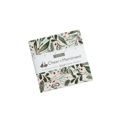"""Cheer and Merriment 5"""" Square Pack"""