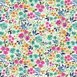 Resilience Floral in Bright Days