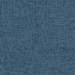 Double Gauze Chambray in Marine