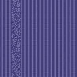 Oval Stripe in Iris
