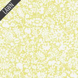 Floral Garden in Lemon