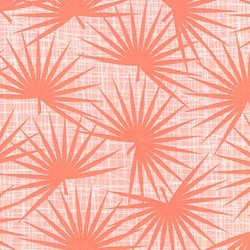Frond in Coral