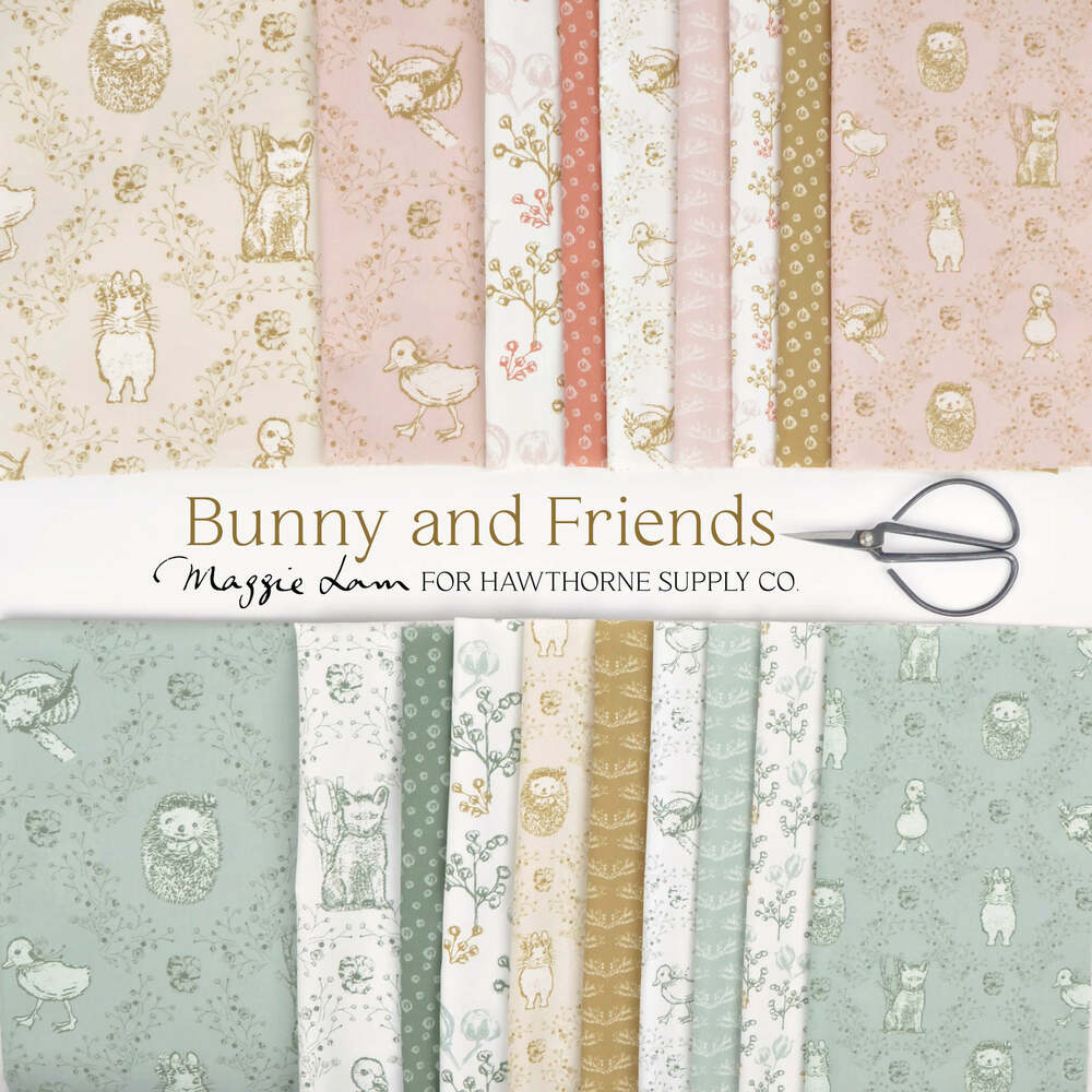 Bunny and Friends Poster Image