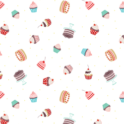Cakes in Cream